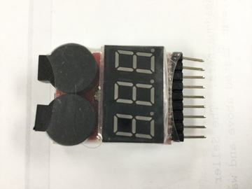 Selling: Lipo voltage tester/low voltage buzzer alarm.