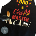 Buy Now: 50 pc Men Aprons 100% Cotton wrapped in a Gift Backpack
