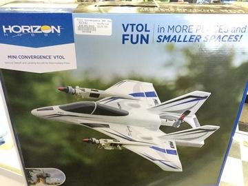 Selling: E-Flite Mini convergence VTOL Aircraft BNF Basic