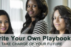 Partner Event: Write Your Own Playbook: Take Charge of Your Future