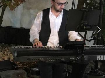 Accept Deposits Online: Chaim Weintraub Keyboard