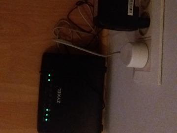 Selling: ZYXEL VDSL Gateway, VMG3925-B10B, modem