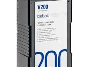 Vermieten: BEBOB  V200 V-Mount