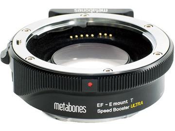 Vermieten: METABONES Speedbooster Ultra EF - E