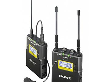 Vermieten: SONY UWP-D11 Funk-Mikrofon (2x)