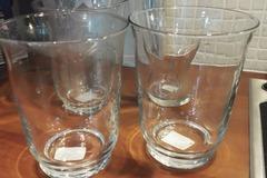 Ilmoitus: Karkkibuffet lasiset maljakot