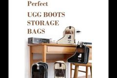 Buy Now: Boots UGG Dusty Storage and carriage Bags