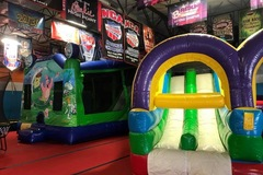 Book & Pay Online (per party package rental): Bounce and Tumble Party