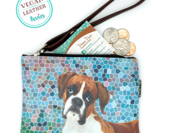 Selling: Boxer Coin Purse