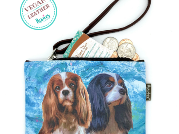 Selling: Cavalier King Charles Coin Purse