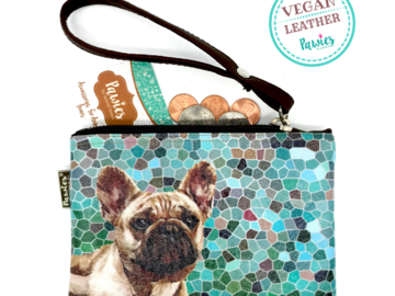 Selling: French Bulldog Coin Purse