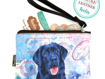 Selling:  Labrador Black Coin Purse