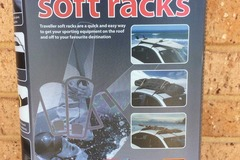 Daily Rate: Soft Roof Racks (Weekly Rate)