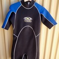 Daily Rate: Wetsuit - Springsuit - Unisex S - (Half Day Rate - 4 Hours)