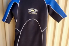 Daily Rate: Wetsuit - Springsuit - Unisex XXXL - (Half Day Rate - 4 Hours)