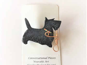 Selling: Scottish Terrier Pin