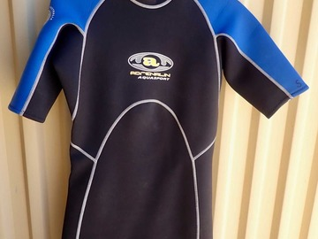 Daily Rate: Wetsuit - Springsuit - Unisex XS - (Weekly Rate)