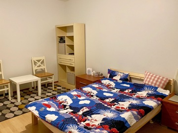 Renting out: A fully furnished two room apartment for rent