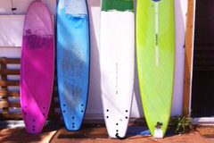 Daily Rate: Surfboard - Soft 7ft - (Half Day Rate - 4 Hours)