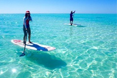 Daily Rate: Inflatable SUP 10'6 - (Half Day Rate  - 4 Hours)