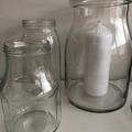 Ilmoitus: Isot lasimaljakot