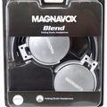 Buy Now: 30 MAGNAVOX SPACE GRAY BLEND FOLDING STUDIO HEADPHONES