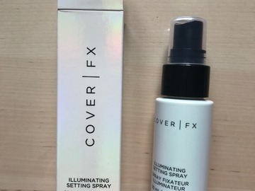Venta: Cover FX Illuminating Setting Spray Travel Size 30ml.