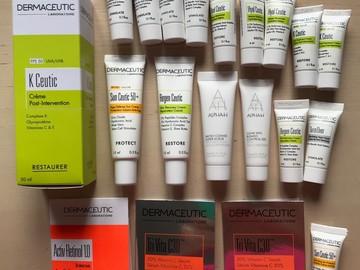 Venta: Pack crema Dermaceutic K-Ceutic + 19 muestras