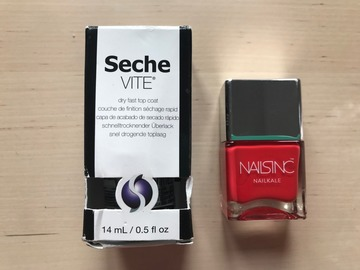 Venta: Nails Inc. Hampstead Grove + Seche Vite (O CAMBIO)