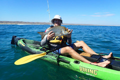 Daily Rate: Kayak - Profish Reload with Rudder - (Weekly Rate)