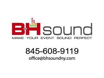 Accept Deposits Online: BH Sound