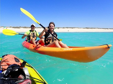 Daily Rate: Kayak - Sit-on-top Double  - (Half Day Rate - 4 Hours)