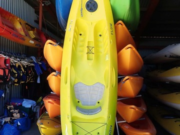 Daily Rate: Kayak - Sit-on-top Single - (Half Day Rate - 4 Hours)