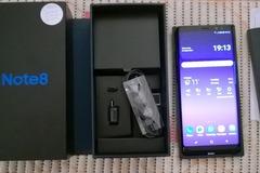 Selling: Samsung galaxy Note 8 Midnight Black