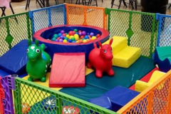 Request To Book & Pay In-Person (hourly/per party package pricing): Soft Play Paradise Birthday Deluxe