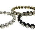 Buy Now: 60 -Chico's rhinestone bracelets- $3.50 each- $39.99 each retail
