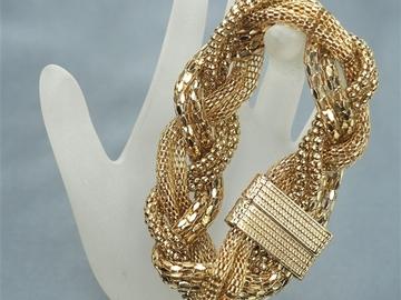 Buy Now: 200- Mesh Magnetic Bracelets-- $.99 each!