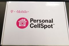 Make An Offer: T-Mobile Personal Cellspot 4G LTE Signal Booster