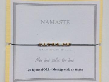 Sale retail: NAMASTE