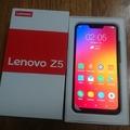 Selling: New Lenovo Z5 Dual sim phone with 6 GB Ram