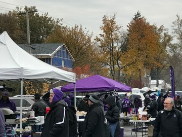 Paid Events: Northwestern vs Illinois Tailgate in Evanston