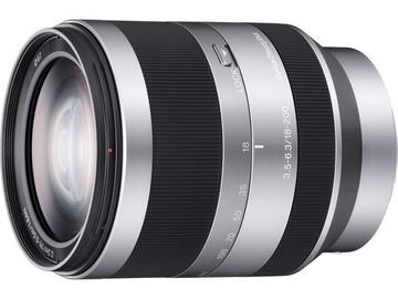 Vermieten: SONY E 18-200mm f/3.5-6.3 OS PoweredZoom