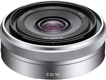 Vermieten: SONY E 16mm f/2.8