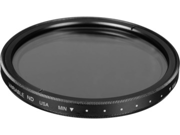 Vermieten: TIFFEN Variable ND 82mm (2x)