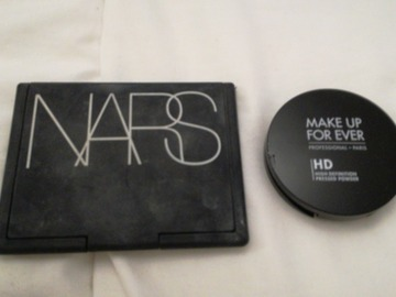 Venta: Pack Polvos Nars Beach y Make Up Forever HD mini