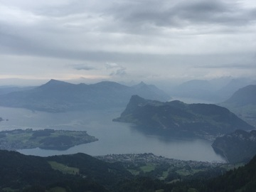 Offering with online payment: Luzern Mount Pilatus 7000feet excursion with Swiss Cheese Fondue