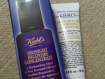 Venta: Midnight Recovery Concentrate Kiehl's+ regalo