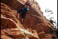Climbing partner : Todra Gorge