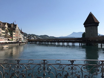 Offering with online payment: Luzern Private City Walking Tour and Chocolate Tasting