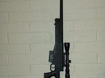 Selling: Lancer tactical l96